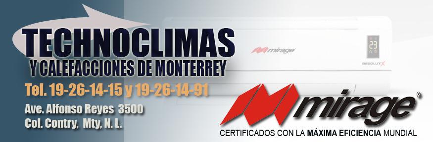 Minisplits Monterrey